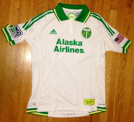 2012/13 Portland Timbers third